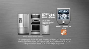 Maytag No-Smear November TV Spot, 'Handsy' Featuring Colin Ferguson - Thumbnail 8