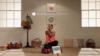 Microsoft Windows 10 TV Spot, 'Yasmin Uses Windows to Help Grow Businesses' - Thumbnail 6