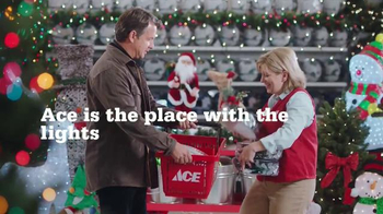 ACE Hardware TV Spot, 'Holiday Lights' - Thumbnail 4