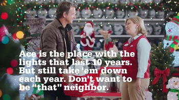 ACE Hardware TV Spot, 'Holiday Lights' - Thumbnail 6