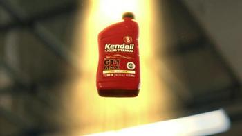 Kendall Liquid Titanium Motor Oil TV Spot, 'Just Any Oil?' - Thumbnail 4