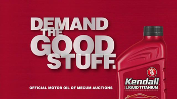 Kendall Liquid Titanium Motor Oil TV Spot, 'Just Any Oil?' - Thumbnail 7