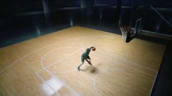 Foot Locker TV Spot, 'House Of Hoops: Come Out Of Nowhere' Ft. Paul George - Thumbnail 2