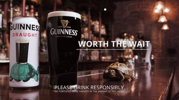 Guinness Limited Edition Tortoise Draught Can TV Spot, 'It's Here' - 1 commercial airings