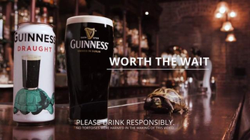 Guinness Limited Edition Tortoise Draught Can TV Spot, \'It\'s Here\'
