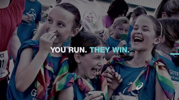ASICS Extra Mile Challenge TV Spot, 'You Run, They Win' - Thumbnail 8