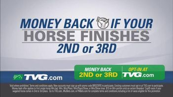 TVG Network Money Back Special TV Spot, 'Second or Third'