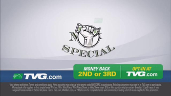 TVG Network Money Back Special TV Spot, 'Second or Third' - Thumbnail 3