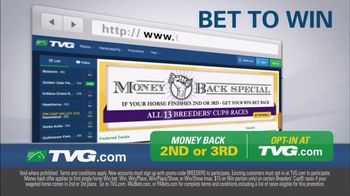TVG Network Money Back Special TV Spot, 'Second or Third' - Thumbnail 4