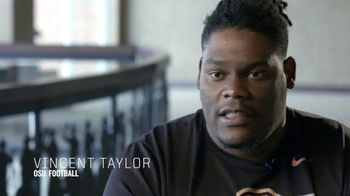 Big 12 Conference TV Spot, 'Vincent Taylor' - 4 commercial airings