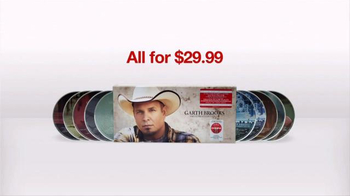 Target TV Spot, 'Garth Brooks: The Ultimate Collection: Dance' - Thumbnail 7