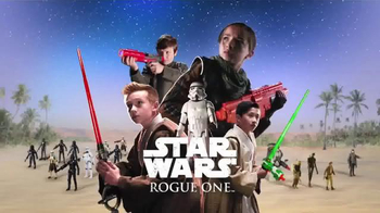 Star Wars: Rogue One Interactech Imperial Stormtrooper TV Spot, 'Rebels' - Thumbnail 1