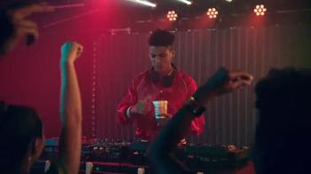 Nissin Cup Noodles TV Spot, 'I'm Just Warming Up: DJ' - Thumbnail 1
