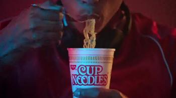 Nissin Cup Noodles TV Spot, 'I'm Just Warming Up: DJ' - Thumbnail 9