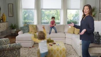 La-Z-Boy iClean Stain-Resistant Fabric TV Spot, 'Plans' Ft. Brooke Shields - Thumbnail 1