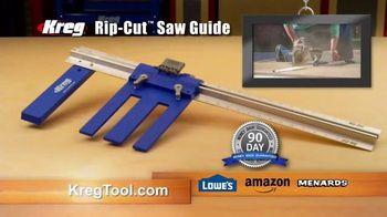 Kreg Rip-Cut TV Spot, 'Make Perfect Cuts' - Thumbnail 8