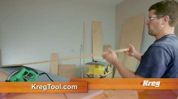 Kreg Rip-Cut TV Spot, 'Make Perfect Cuts' - Thumbnail 2