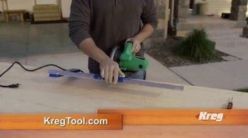 Kreg Rip-Cut TV Spot, 'Make Perfect Cuts' - Thumbnail 5