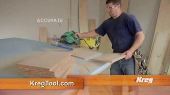 Kreg Rip-Cut TV Spot, 'Make Perfect Cuts' - Thumbnail 6