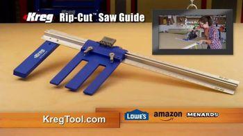 Kreg Rip-Cut TV Spot, 'Make Perfect Cuts' - Thumbnail 7