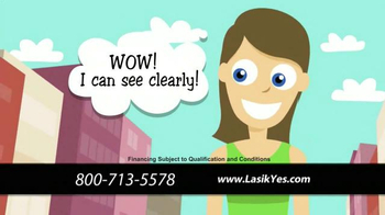 The LASIK Vision Institute TV Spot, 'Poor Eyesight Making Life Difficult?' - Thumbnail 5
