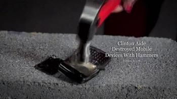 Future45 TV Spot, 'The Clinton Way' - Thumbnail 3