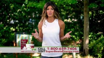 SuperBeets TV Spot, 'Healthy Boost' Featuring Stacie Clark