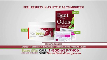 SuperBeets TV Spot, 'Healthy Boost' Featuring Stacie Clark - Thumbnail 10