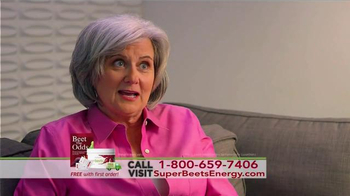 SuperBeets TV Spot, 'Healthy Boost' Featuring Stacie Clark - Thumbnail 5