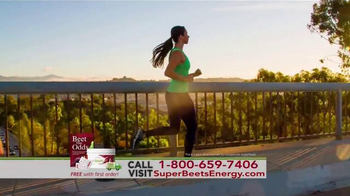 SuperBeets TV Spot, 'Healthy Boost' Featuring Stacie Clark - Thumbnail 7