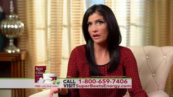 SuperBeets TV Spot, 'Healthy Boost' Featuring Stacie Clark - Thumbnail 8