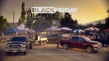 Ram Trucks Black Friday Sales Event TV Spot, 'Lone Star Power' [T2]