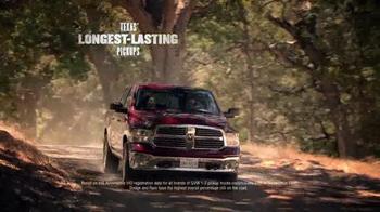 Ram Trucks Black Friday Sales Event TV Spot, 'Lone Star Power' - Thumbnail 3