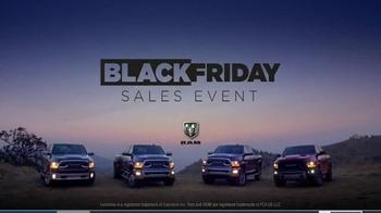 Ram Trucks Black Friday Sales Event TV Spot, 'Dependable' [T1] - Thumbnail 7