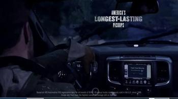 Ram Trucks Black Friday Sales Event TV Spot, 'Dependable' [T1] - Thumbnail 2