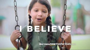 Mattress Firm Foster Kids Toy Drive TV Spot, 'I Believe' Feat. Simone Biles - Thumbnail 3