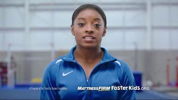 Mattress Firm Foster Kids Toy Drive TV Spot, 'I Believe' Feat. Simone Biles - Thumbnail 6