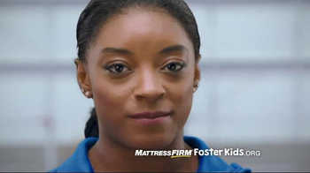 Mattress Firm Foster Kids Toy Drive TV Spot, 'I Believe' Feat. Simone Biles - Thumbnail 8