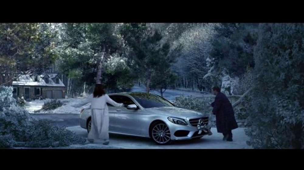 Mercedes Benz Winter Event Tv Commercial Early Risers
