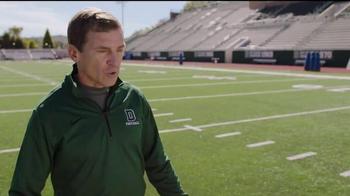 NFL TV Spot, 'The Future of Football: Virtual Player' Feat. Buddy Teevens - Thumbnail 7