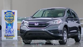 Honda Take Home a CR-V Sales Event TV Spot, 'Daughter' - Thumbnail 7