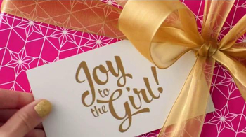 Ulta TV Spot, 'Joy to the Girl: Holiday Favorites' Song by Genevieve - Thumbnail 1