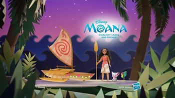 Disney Moana Starlight Canoe and Friends TV Spot, 'Set Sail' - Thumbnail 7