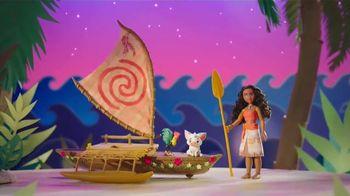Disney Moana Starlight Canoe and Friends TV Spot, 'Set Sail' - Thumbnail 2