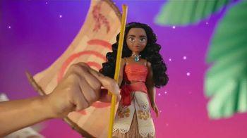 Disney Moana Starlight Canoe and Friends TV Spot, 'Set Sail' - Thumbnail 3