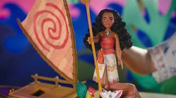 Disney Moana Starlight Canoe and Friends TV Spot, 'Set Sail' - Thumbnail 6