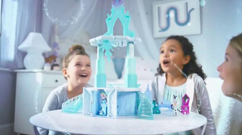Disney Frozen Little Kingdom Elsa's Magical Rising Castle TV Spot, 'Rule' - 877 commercial airings