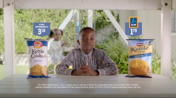 ALDI TV Spot, 'Kettle Chips' - 3 commercial airings