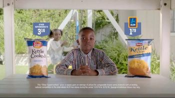 ALDI TV Spot, 'Kettle Chips' - 3 commercial airings