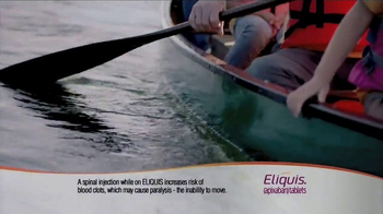 ELIQUIS TV Spot, 'DVT and PE Blood Clots: Camping' - Thumbnail 7